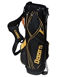 Black/Gold Golf Bag